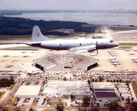 Jacksonville Naval Air Station